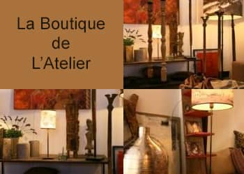 Boutique de l'Atelier Marrakech
