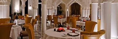 Cours des Lions restaurant Marrakech