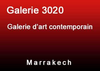 Galerie 3020 Marrakech