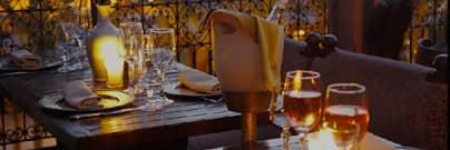 Kosybar restaurant Marrakech