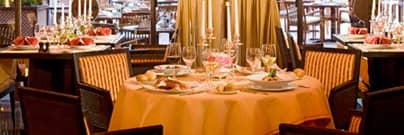 L'Orangerie restaurant Marrakech