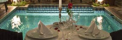 Riad Monceau restaurant marrakech