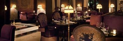 Selman restaurant Marrakech