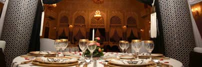 Stylia restaurant marrakech