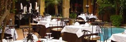 Trattoria restaurant Marrakech
