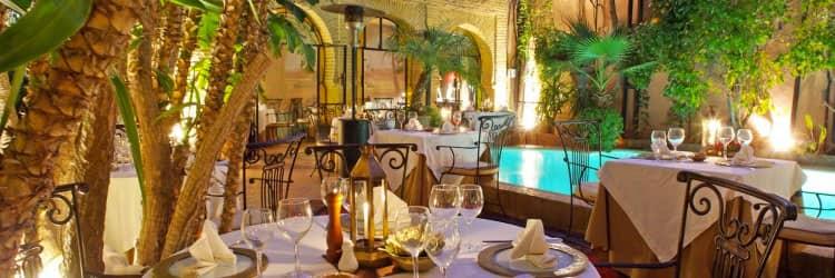 Restaurant Marrakech - La Trattoria
