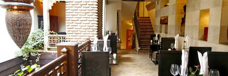 Restaurant Marrakech - La Villa Nomade