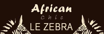 ZEBRA African Chic Marrakech