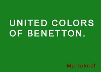 Benetton Marrakech