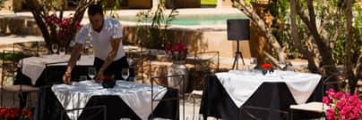 Capaldi restaurant Marrakech