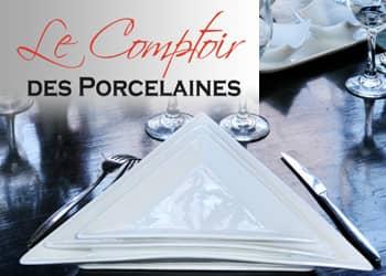 Le Comptoir des porcelaines Marrakech