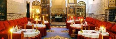 Dar Essalam restaurant Marrakech