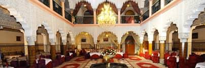 restaurant El Bahia Marrakech