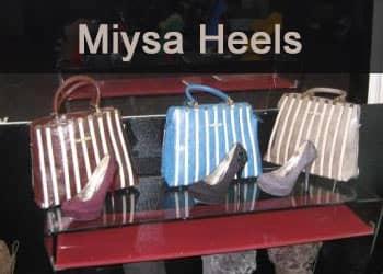 Miysa Heels Marrakech