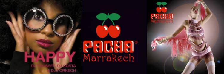 Pacha Club Marrakech le Pacha Marrakech