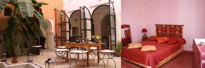 Maison d'Hôtes à vendre Marrakech
