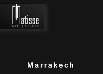 Matisse Art gallery Marrakech