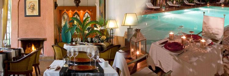 Jardins de la m dina restaurant marrakech for Restaurant jardin marrakech