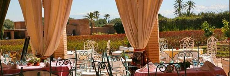 Messraf Cafe Marrakech