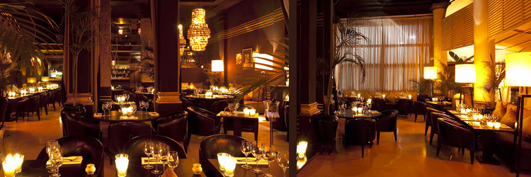 avenue restaurant %arrakech
