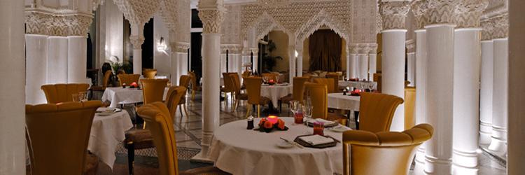 Cours des Lions Marrakech