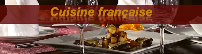 Restaurant a marrakech, cuisine francaise
