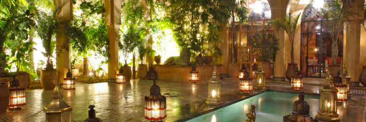 Restaurants marrakech for Restaurant le jardin marrakech medina
