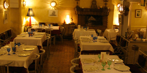Restaurant Jacaranda Marrakech
