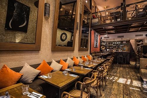 Le Loft restaurant Marrakech