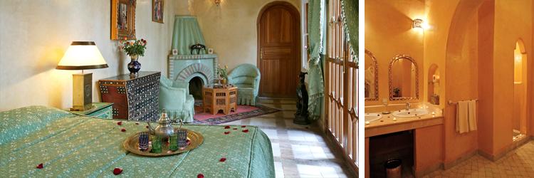 Esprit du Maroc - Chambre Menara
