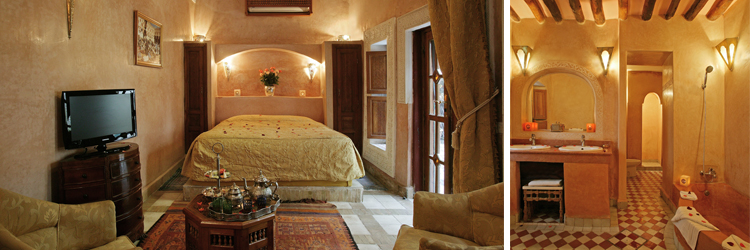 Riad Esprit du Maroc - Chambre Koutoubia