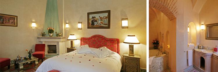 Esprit du Maroc - Chambre Oasis