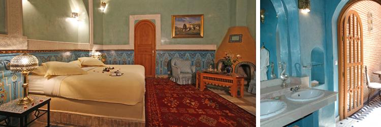 Esprit du Maroc - Chambre Pacha
