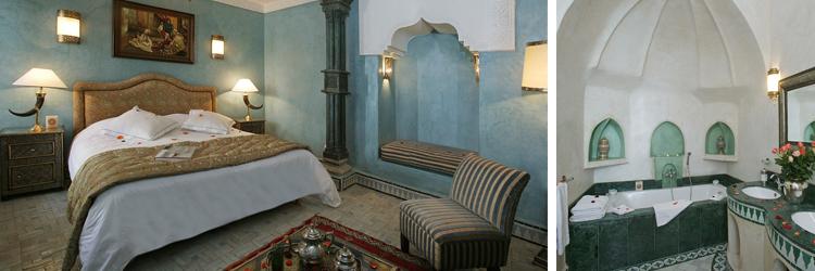 Esprit du Maroc - Chambre Volubilis