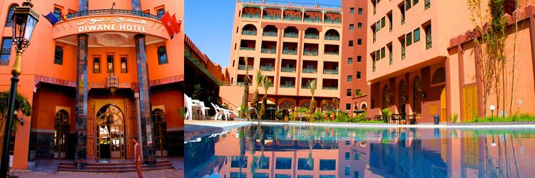 Hôtel Diwane Marrakech