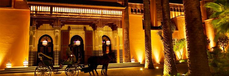 Hôtel Mamounia Marrakech