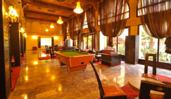 Hôtel El Andalous Marrakech salon