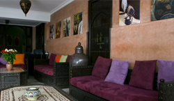 Hôtel Islane salon
