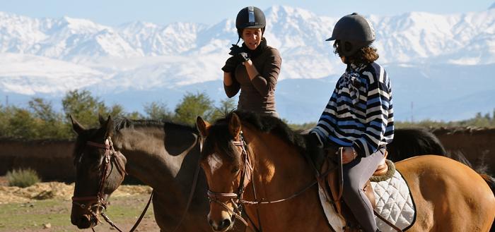 Maroc Loisirs Cheval