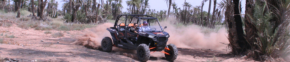 Buggy Marrakech