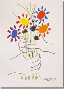Picasso-bouquet