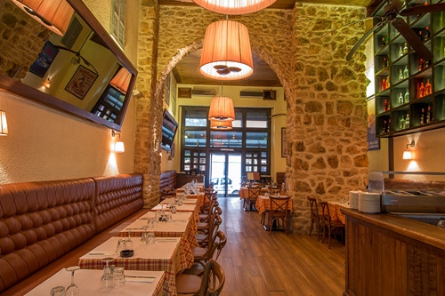 restaurant Mama Mia Marrakech