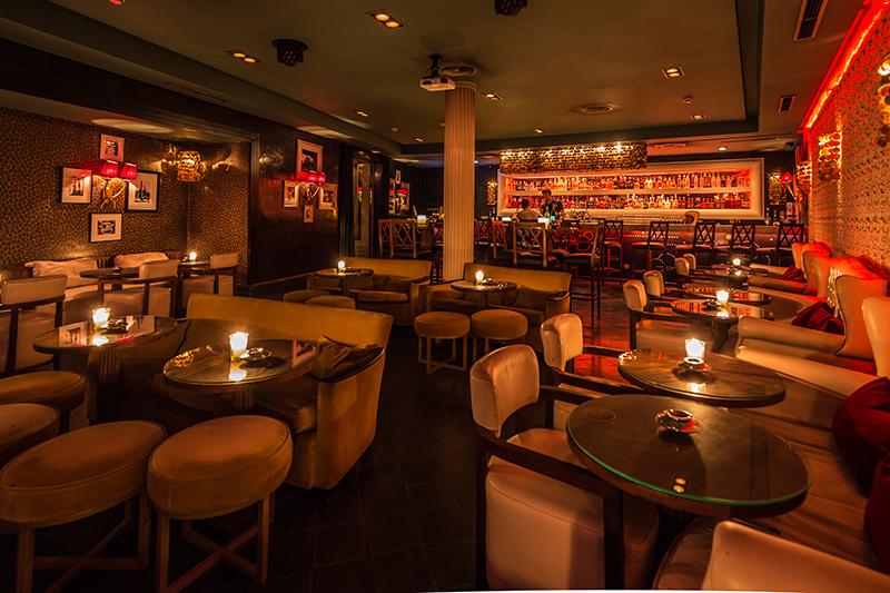 Montecristo Marrakech Bar Live