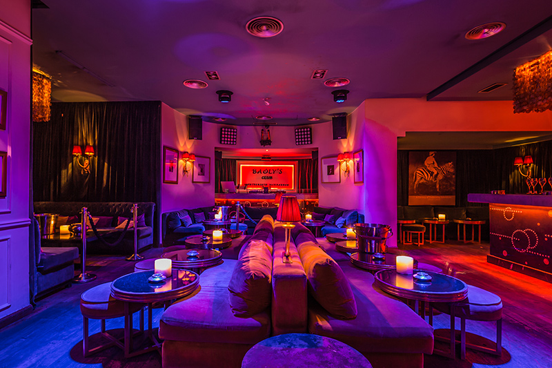 Montecristo Marrakech Nightclub