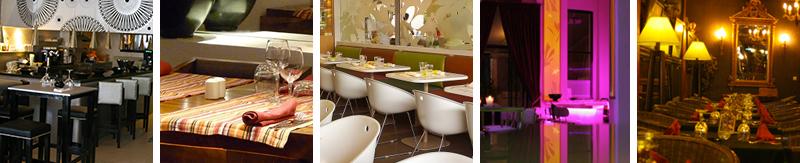 5 restaurants Marrakech Guéliz