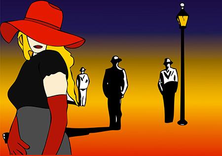 Brigade anti-prostitution Marrakech