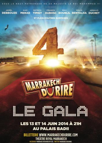 Festival du Marrakech du Rire