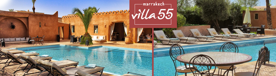Villa 55 Marrakech