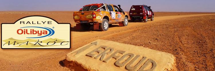 Rallye Oilibya 2014