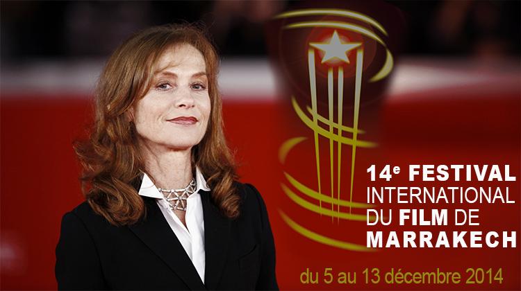 Isabelle Huppert FIFM 2014
